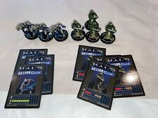 Halo ActionClix Arbiter & Master Chief Assault Rifle Lot Cards