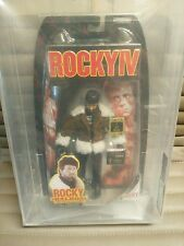 Jakks Rocky IV Bearded Exclusive 1/500 1 of 500 Rare Action Figure AFA 85 Graded