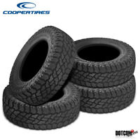 4 X New Cooper Discoverer S/T Maxx 285/55R20 122Q All-Season Performance Tire