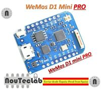 WEMOS D1 mini Pro - 16M bytes external antenna connector ESP8266 WIFI Board