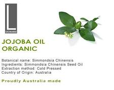 JOJOBA OIL 100% PURE NATURAL OIL ORGANIC VIRGIN 50ML