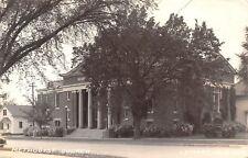 Le Mars IA~Methodist Church~Neighborhood~Nice Town From What I've Seen RPPC 1949