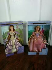 Mattel Barbie The Princess Series -  complete collection NRFB