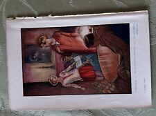 A2e ephemera Book plate that page about poisoned pictures she faltered