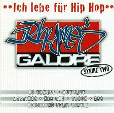 COMPTINE gogo Strike Two 2 CD Jay-Z ) One Torch E1319