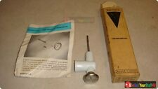 Vintage 1972 Bennett Respiration Products • Manifold Thermometer • 0880