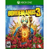 Borderlands 3 Xbox One with Gold Weapon Skins Pack  Brand New Sealed
