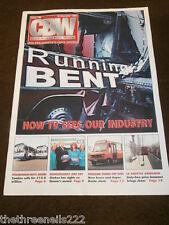 CBW - COACH & BUS WEEK #198 - RUNNING BENT - DEC 16 1995