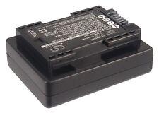 UK Batteria per Canon Legria HF R36 BP-709 3.7 V ROHS