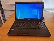 Toshiba c660 Laptop Intel 2.2Ghz, 5Gb Ram, 128Gb SSD, Excelente Estado.