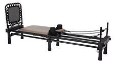 Stamina AeroPilates 651 Pilates Reformer w/ Free Form Cardio REBOUNDER 55-4651