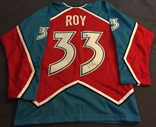 Patrick Roy Signed Autographed Auto Avalanche NHL Hockey Jersey Canadians COA