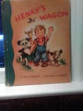 HENRY'S WAGON 1946 BOOK
