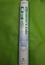Yonex Aeroclub Badminton Feather Shuttlecock Blue Cap 12PCS ACB-03