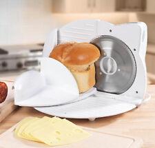 Swan Compact Electric Meat Bread Food Slicer SP10060N