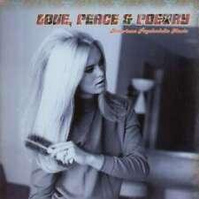 Various - Love, Peace & Poetry - American Psychedel CD - 233