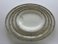 4 Set Theodore Haviland Limoges France Serving platters XL L M S Wanamaker 1903