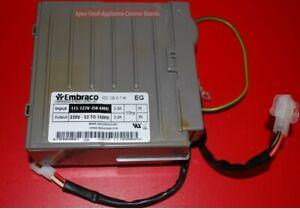 GE Refrigerator Inverter Board - Part # VCC3 1156 01 F 04, WR55X10685