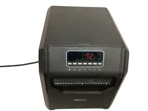 Lifesmart 4-Element Quartz Infrared Portable Large Room Electric Space Heater
