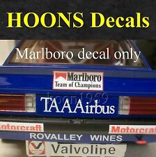 1:18 Waterslide missing MARLB0R0 Decal for Johnson Red Roo XE / XD 1982 ATCC