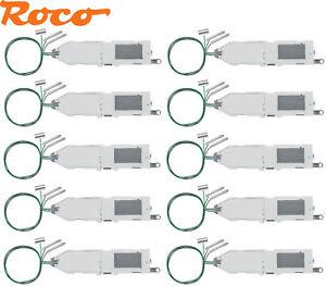Roco H0 42624-S ROCO LINE Digital-Weichenantrieb (10 Stück) - NEU + OVP
