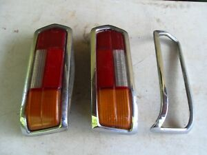 1965-73 MERCEDES-BENZ W108-109 280SE 300SEL RIGHT & LEFT PASSENGER TAIL LIGHT