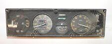 Veglia Instrument Cluster 140mph CCW Tach Fiat X19 1979-80 Untested