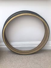 Bicycle Tyres 27 X 1 1/4 Amber Wall New