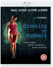 Drowning By Numbers -  [Dual Format Edition - DVD & Blu ray] NEW & SEALED
