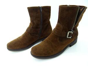 Jenny By ARA Schuhe Winter Stiefel Stiefeletten Boots Damenstiefel Gr. 42 UK 8,5