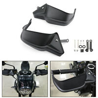 ABS Brush Bar Hand Guard Handguards Clamp Mount For Kawasaki Z900RS 2018-19 T05