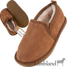 Chaussures marron moyen pour garçon de 2 à 16 ans