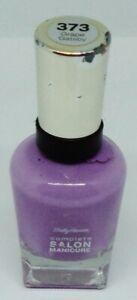 Sally Hansen Complete Salon Manicure Nail Polish GRAPE GATSBY #373