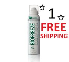 Biofreeze 360 degree 4 oz Spray Pain Relief  - FREE SHIPPING - PROFESSIONAL !