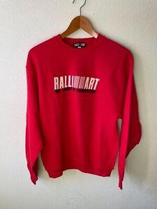 Ralliart Sweater Mitsubishi Lancer Evolution 4 5 6 Apparel 90s Rare JDM Evo 4G63