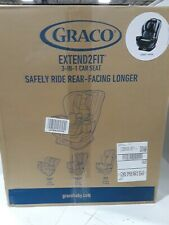 New listing New! Graco Extend2 Fit, Garner - 3-in-1 Car Seat