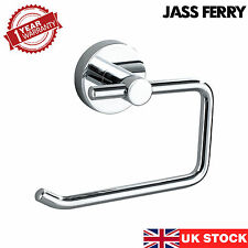 Wall Mounted Bar Chrome Polish JASS FERRY Single Towel Rail 600MM