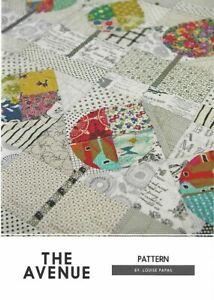 Louise Pappas: The Avenue Quilt Pattern