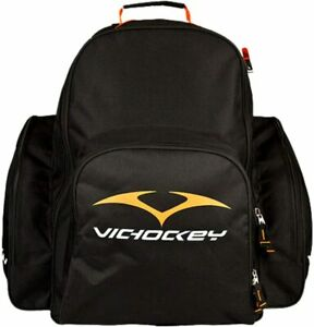 """VIC Hockey Bag - 34"""" Wheeled Equipment Backpack - Perfect for Boys/Girls/Youth"""