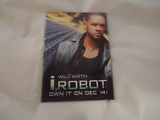 i.Robot Will Smith Promotional Pin Button Pinback