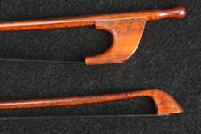 Schlangenholz Celli Barock Bogen Baroque Cello Bass Bow Snakewood 705MM 90-94g