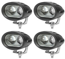 4x 20W White Spreader Led Marine Lights  for Boat (Spot Light) 12V 24V