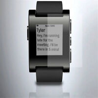 5pcs Anti-Scratch Invisible Film Screen Protector Cover For Pebble Smart watch