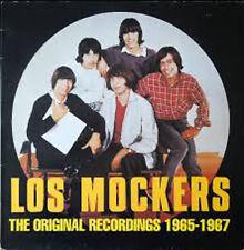 LOS MOCKERS ORIGINAL RECORDINGS 1965/67 GET HIP RECORDS LP VINYLE NEUF