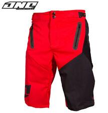 Shorts rouge pour cycliste Homme