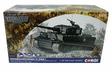 Corgi Panzer VI Tiger I Tank Late 1942 - Diecast Collectors Model 1/50 Scale