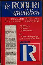 DICTIONNAIRE PRATIQUE de la Langue Française LE ROBERT. Bon état