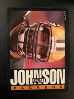 1985 Topps # 72 EZRA JOHNSON Green Bay Packers  Nice Card !
