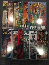 JLA set of Elseworlds series.  Great self contained stories!