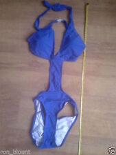 Halterneck Swimming Costumes Petite Swimwear for Women